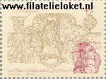 POR 2088# Postfris 1995 Koning manuel I- Troonsbestijging