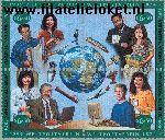 POR 862#863 Postfris 1958 Wereldtentoonstelling- Brussel