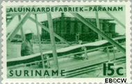 Suriname SU 428  1965 Brokopondo-project 15 cent  Gestempeld