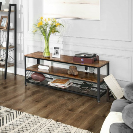 Comoda TV Living/Dormitor Stil Industrial Retro Brown