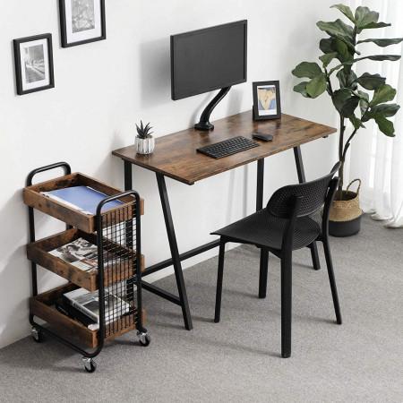 Birou Industral design, masa laptop 100x50x75 cm