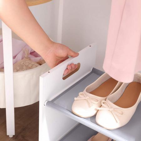 Pantofar cu 2 nivele 85 x 30 x 40 cm