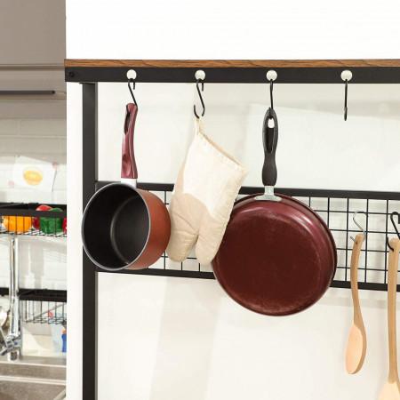 Raft pentru bucatarie , Retro Design