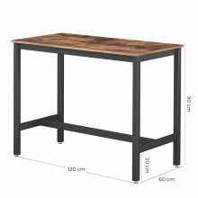 Masa Bar Retro Design , Dining Table