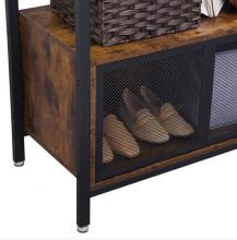Garderoba Stil Industrial Design 80 x 40 x 180 cm (L x l x H)