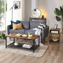 Masuta de Cafea Living RETRO Design 106,2 x 60,2 x 45 cm