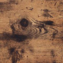 Noptiera, masa laterala Industrial Design 55 x 35 x 55 cm (L x l x l) Maro Vintage