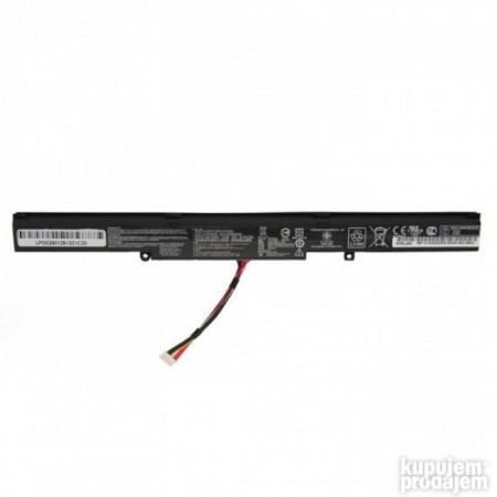 Baterija za laptop Asus A41-X550E