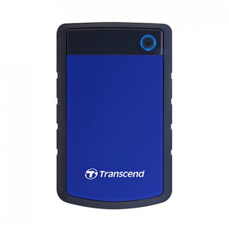 """Eksterni HDD 2,5"""" 4 TB Transcend TS4TSJ25H3B - Plavi"""