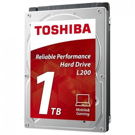 Slika HDD 1TB TOSHIBA HDWJ110UZSVA, L200 series, 2.5″, 5400rpm, 8MB, SATA 3,