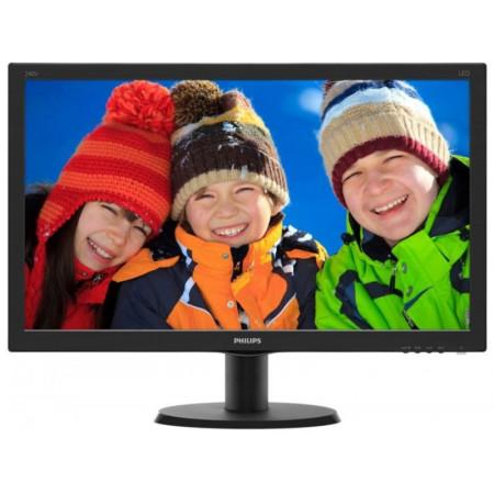 """Slika Monitor 23.8"""" Philips 240V5QDAB/00 IPS,FullHD 250cd/m2 DVI-D HDMI"""