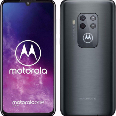 Slika MOTOROLA One Zoom 4GB/128GB Gray (XT2010-1_G)