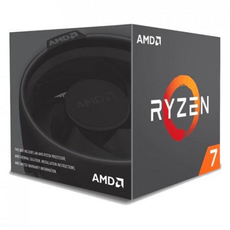 Slika AMD Ryzen 7 2700 3.2 GHz (4.1GHz) AMD® AM4, AMD® Ryzen 7, 8