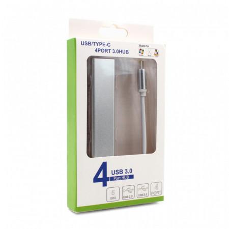 USB Type C HUB 4 porta JWD-TC30