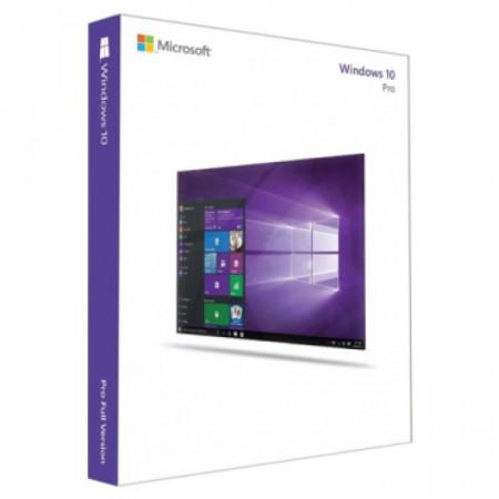 Windows Pro 10 64-Bit Eng Intl 1pk DSP OEI OEM DVD /Multilanguage / FQC-08929