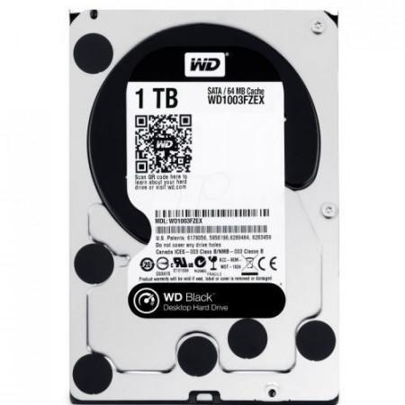"""Slika Hard disk HDD 3.5"""" SATA3 7200 1TB WD Black WD1003FZEX, 64MB"""