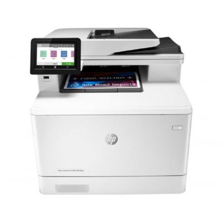 HP Color LaserJet Pro MFP M479fdw W1A80A