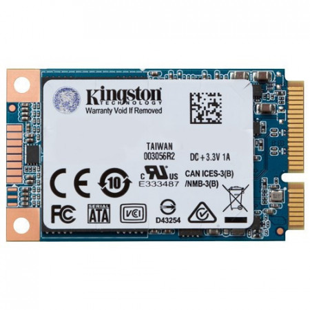 Slika KINGSTON SSD 240GB, mSATA, SATA III, UV500 Serija - SUV500MS/240G 240GB, mSATA, SATA III, do 520 MB/s
