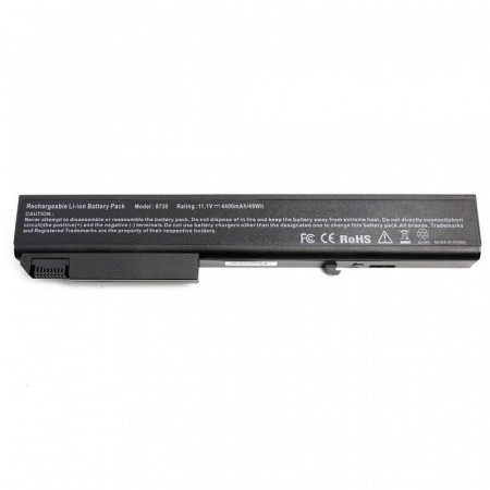 Zamenska Baterija za laptop HP Elitebook 8530p 8540w 14.8 5200mAh HQ2200