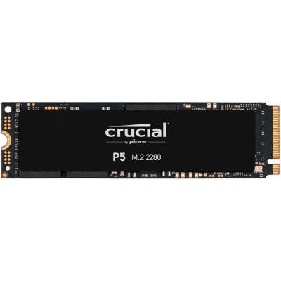 Slika Crucial SSD 500GB P5 M.2 NVMe PCIEx4 80mm Micron 3D NAND 3400/3000 MB/s, 5yrs, 7mm