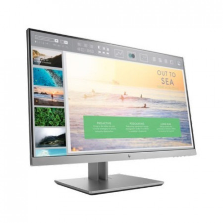 "Slika HP EliteDisplay E243 IPS LED Backlit Monitor 24""/1920x1200/3Y 1FH47AAR"