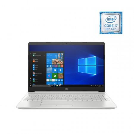 Slika HP LAPTOP 15-DW0003NS 6LC39EAR, Intel Core I7-8565U (4.6GHZ) 15.6 HD LED 8GB SSD 512GB PCIE NVME NO ODD WIFI BLUETOOTH WEBCAM STD KBD ACA 45W BATT 3C 41 WHR - WIN10 64