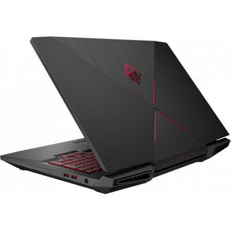 Slika HP OMEN 15-dc0008nm 4RL64EAR i7-8750H 16GB 1TB+256GB SSD nVidia GeForce GTX 1070 8GB FullHD IPS