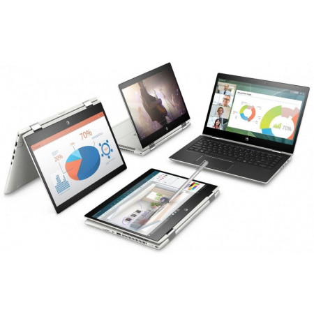 "HP ProBook X360 440 G1 4LT43ETR Core i5-8250U 8GB 256GB SSD 14"""" Touch FHD Win 10 Pro"