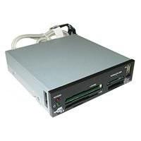 Interni Čitač Kartica iStar AC-108, CF I, CF II, Micro Drive, MicroSD, MiniSD, MMC, MS Pro, MS Pro Duo, SD, xD,
