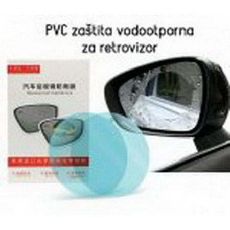 PVC vodootporna zastita za retrovizor