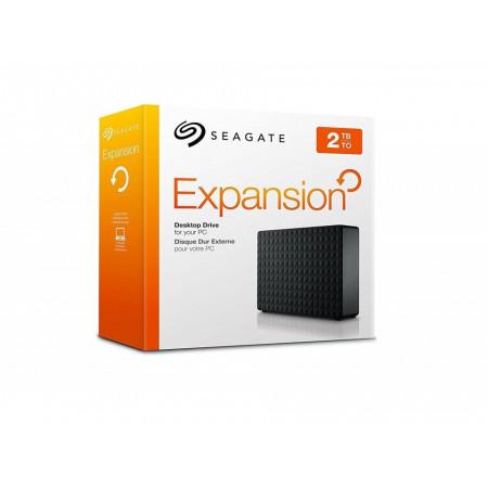"""Slika Seagate (STEB2000200) Expansion eksterni hard disk 3.5"""" 2TB crni"""