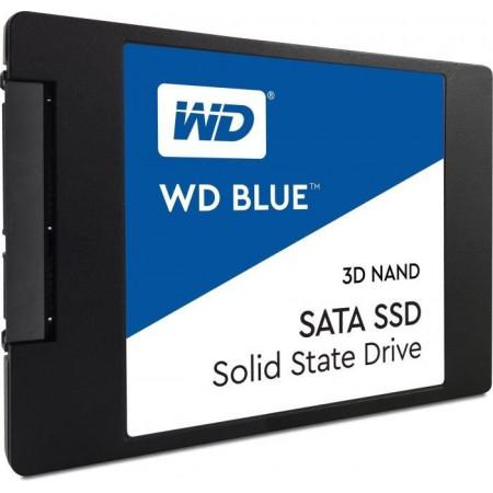 Slika SSD SATA3 250GB WD Blue 3D NAND 550/525MB/s, WDS250G2B0A
