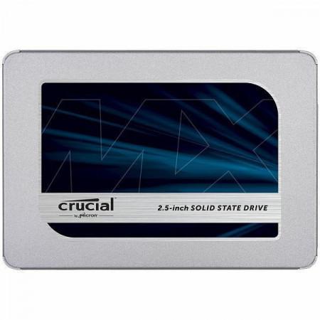 Slika SSD SATA3 500GB Crucial MX500 3D NAND 560/510MB/s, CT500MX500SSD1