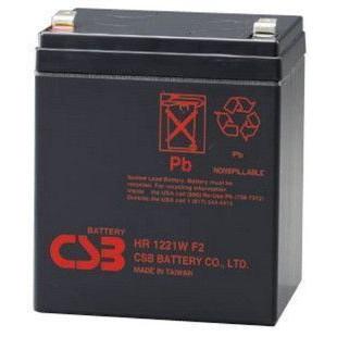 UPS CSB baterija 12V 5Ah, HR 1221W (F2)