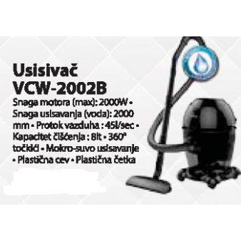 VIVAX HOME usisivač VCW-2002B