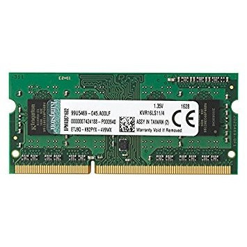 Slika 4 GB DDR3/1600 SO-DIMM, KINGSTON KVR16LS11/4, 1.35V, CL11
