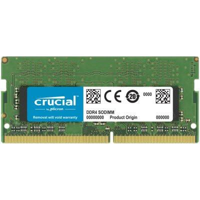 Crucial DRAM 32GB DDR4-2666 SODIMM 1.2V CL19 CT32G4SFD8266