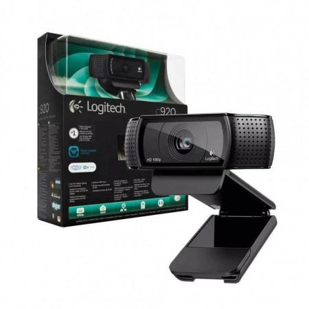 Slika LOGITECH Webcam C920 HD Pro - 960-001055
