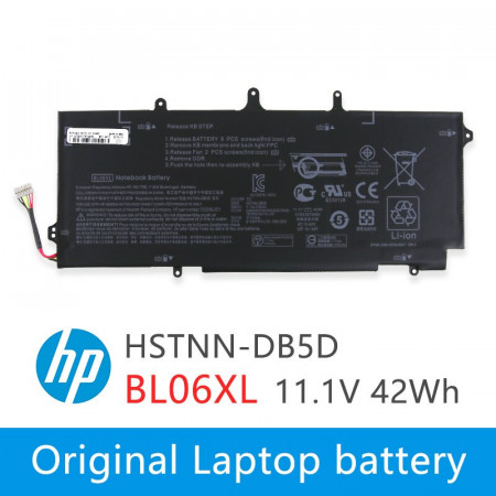 Orginalna Baterija za laptop HP BL06 BL06XL