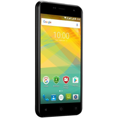 "Slika Prestigio Muze B7, PSP7511DUO, dual SIM, 3G, 5.0"" (720*1280) IPS display, Android 6.0 Marshmallow, quad core 1.3GHz, 2GB RAM + 16GB eMMC, 2.0MP front + 13.0MP rear camera with LED-flash, 2300mAh battery, black"