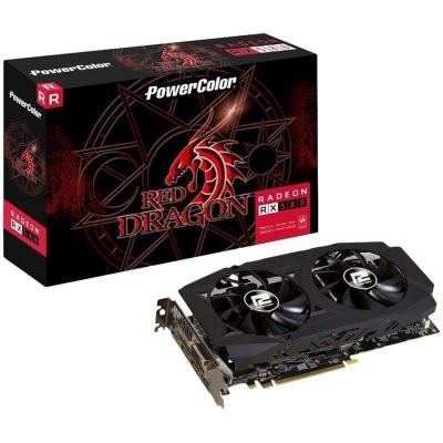 Slika TUL Video Card AXRX 580 8GBD5-3DHDV2/OC AXRX5808GBD5-3DHDV2/OC