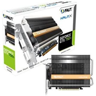 Slika VGA PCIe PALIT GTX1050Ti KalmX 4GB DDR5