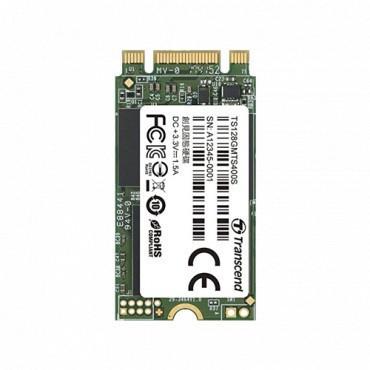 Slika SSD M.2 128GB TRANSCEND TS128GMTS400S