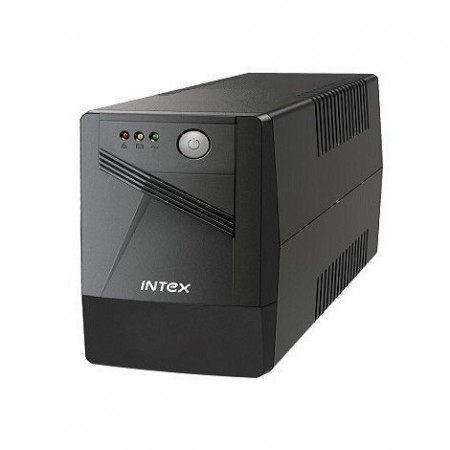 UPS Intex 1050VA black smart 1000VA/630W