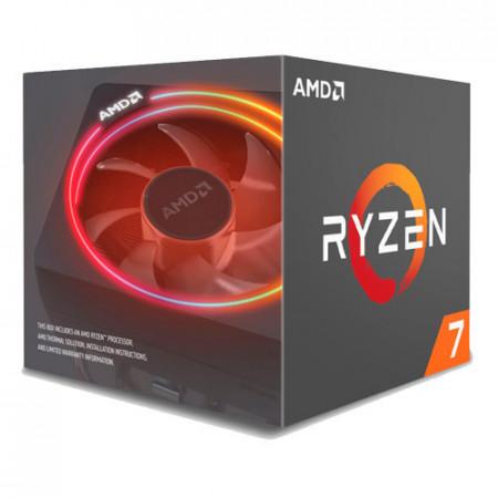 Slika AMD Ryzen 7 2700X 3.7 GHz (4.3GHz) AMD® AM4, AMD® Ryzen 7, 8