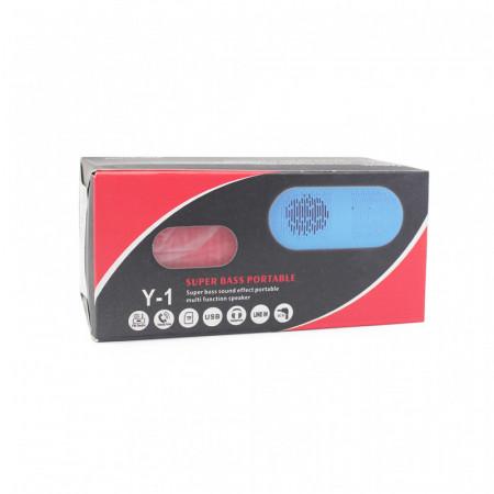 Slika Bluetooth zvucnik BTS07 mini crveni
