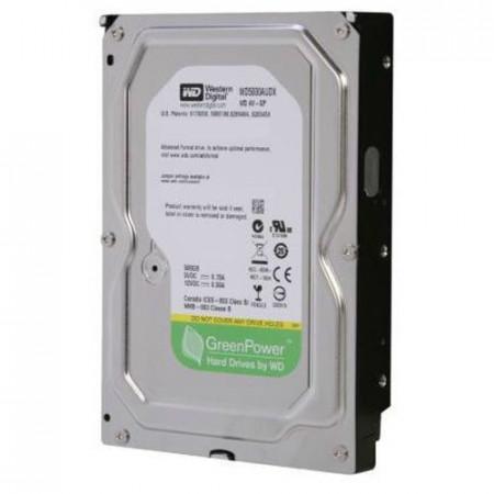 Slika HDD SATA3 500GB WD Green AV-GP WD5000AUDX