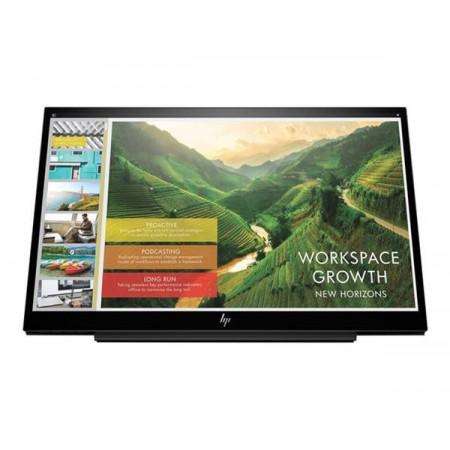 "Slika HP EliteDisplay S14 14"" 1920x1080 5ms LED Portable Monitor 3HX46ATR"