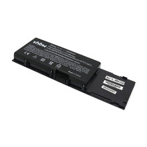Baterija laptop Dell Inspirion 6400-9 11.1V 6600mAh Crna