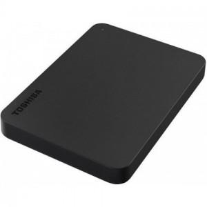 "HDD External 2.5"" 1TB Toshiba Canvio Basics, HDTB410EK3AA USB 3.0 Crni"